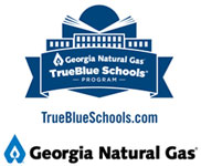 True Blue Georgia Natural Gas